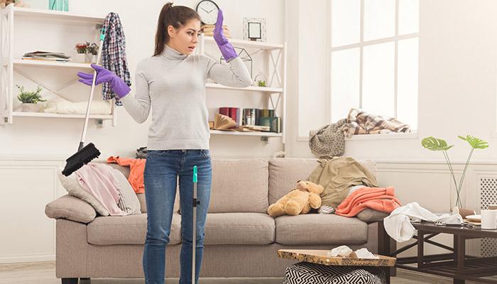 7 hábitos para mantener tu casa organizada