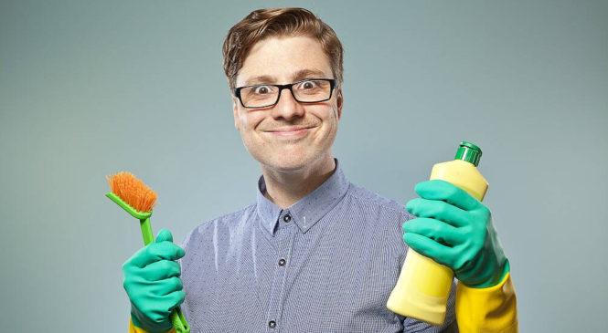 Descubrí si tenés obsesión por la limpieza de tu hogar