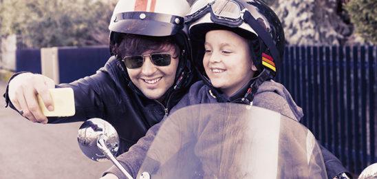Los regalos para un papá motoquero en su día