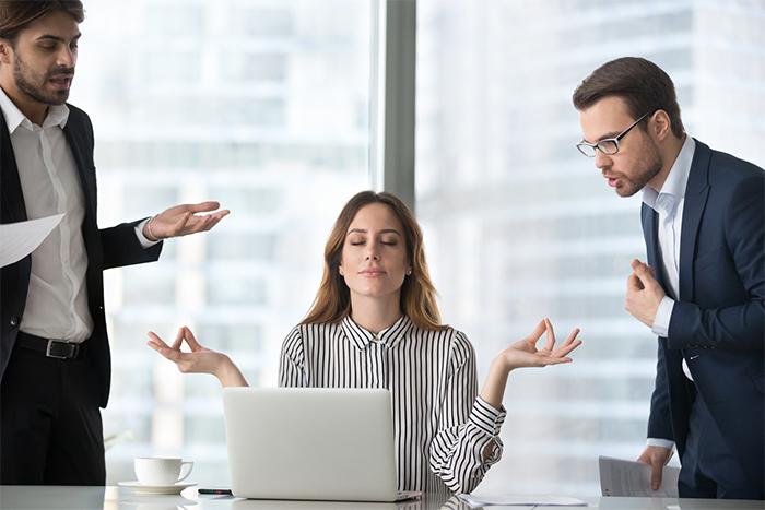 7 Tips para evitar el estrés laboral