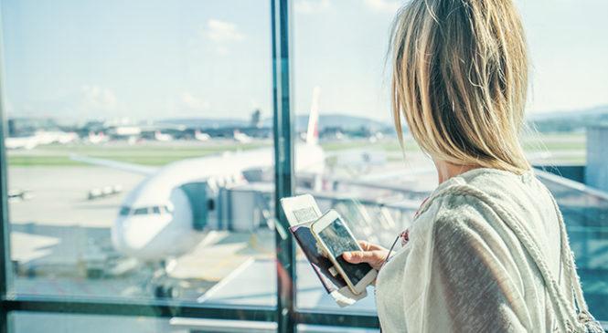 Aplicaciones para encontrar vuelos y hospedajes baratos