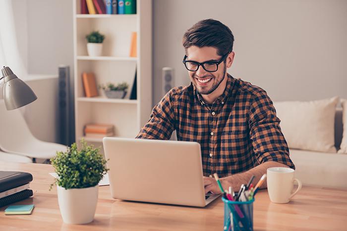 Tips para tener tu oficina en casa