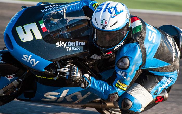 Poné a prueba tu conocimiento de MotoGP