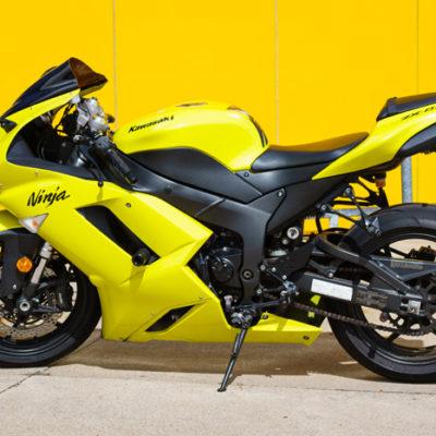 Nuevo Sistema de Kawasaki para evitar accidentes