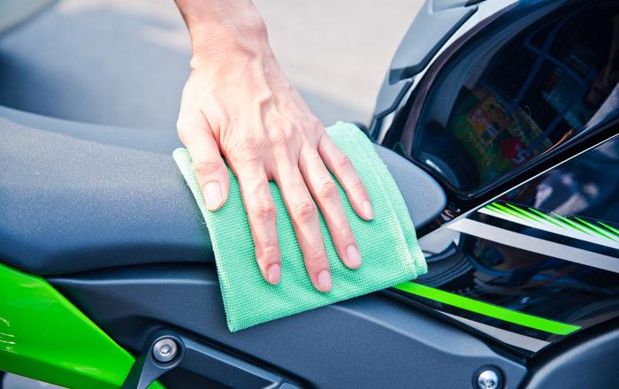 ¿Cómo pulir tu moto?