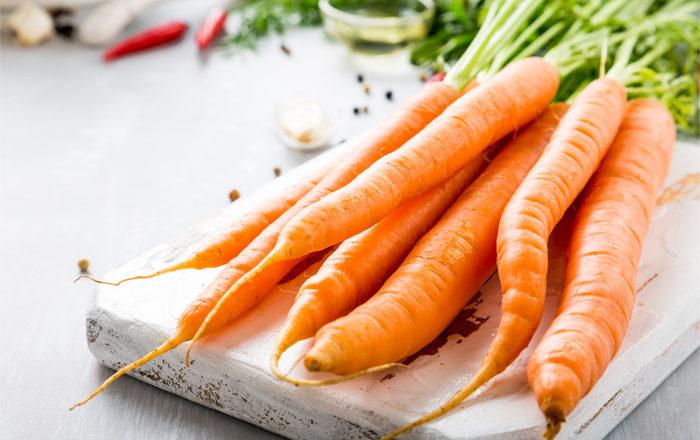 ¿Sabías que la zanahoria tiene muchos beneficios? ¡Descubrilos!