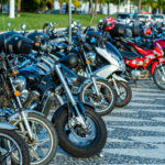 ¿Cómo estacionar tu moto en la ciudad?
