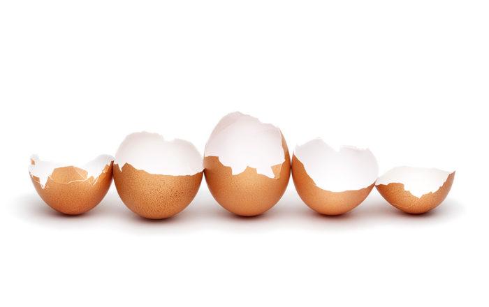 ¿Por qué utilizar la cáscara del huevo? Conoce sus usos y beneficios