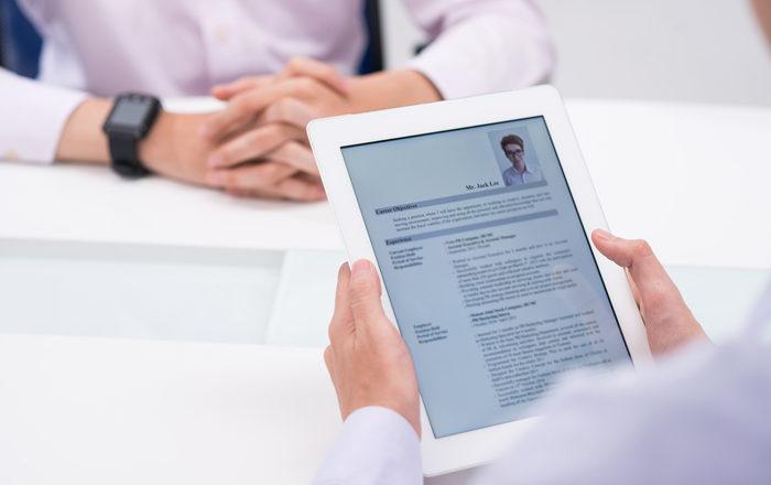 5 consejos para lograr un buen CV Digital
